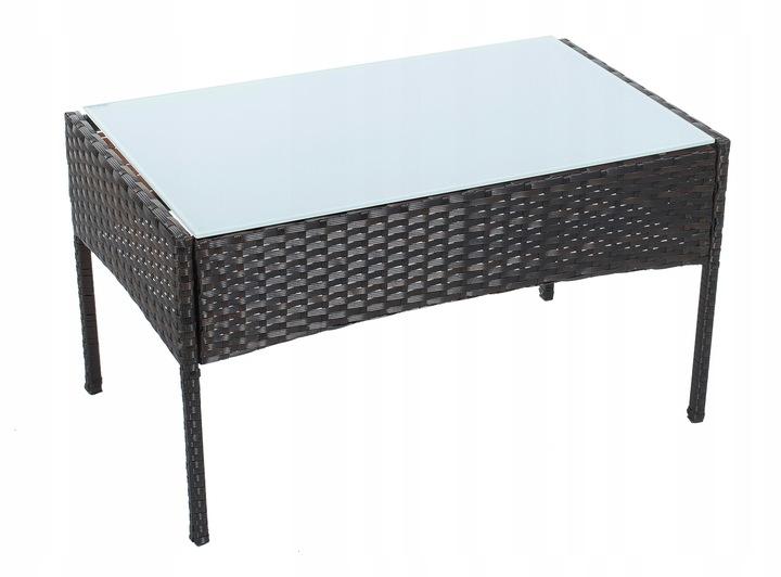 Садовая мебель из ротанга MOKKA стол