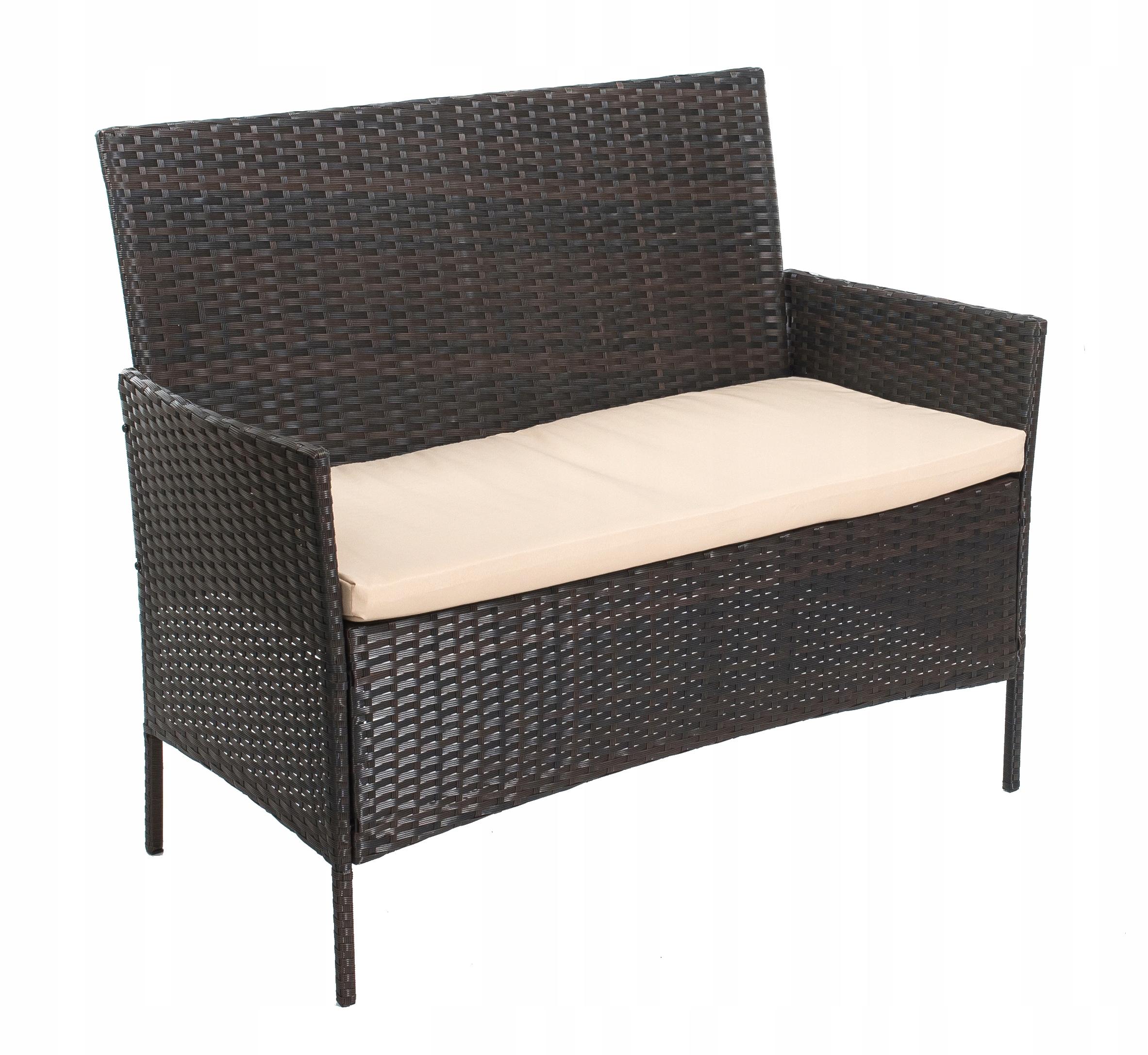 диван Садовая мебель из ротанга MOKKA