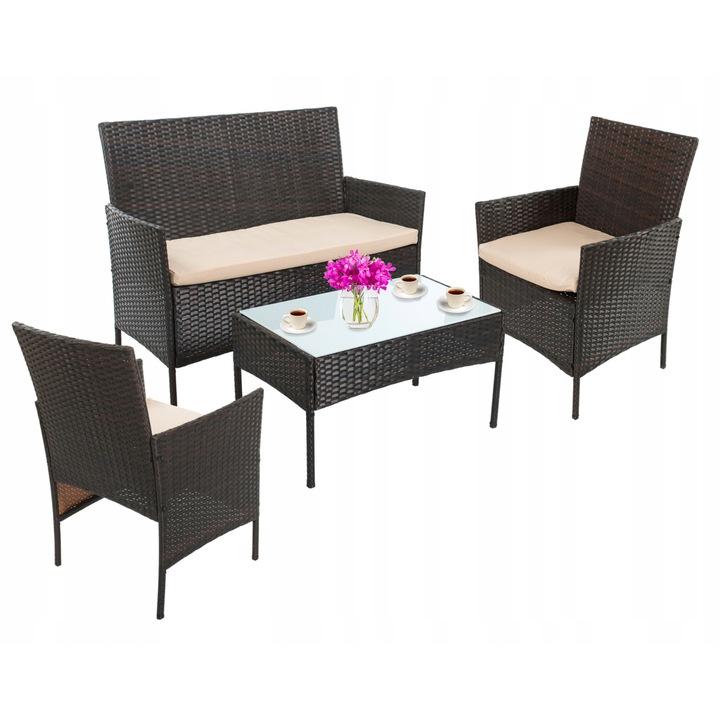 цена Садовая мебель из ротанга MOKKA